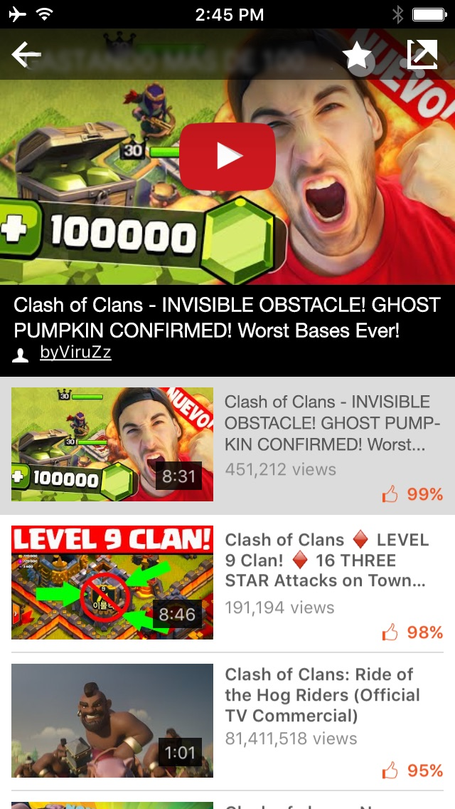 Screenshots of Xmod Free Gems Calculator Cheats for Clash of Clans - Kmod and Strategy Guide for iPhone