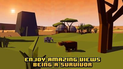 Screenshot von Afrikanisch Kunst Überleben Simulator 3D5