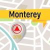 蒙特雷 離線地圖導航和指南