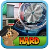 Free Hidden Object : Garage Fun – We Hide it & You Spot it – Solve Pocket Puzzle to Find Missing Objects