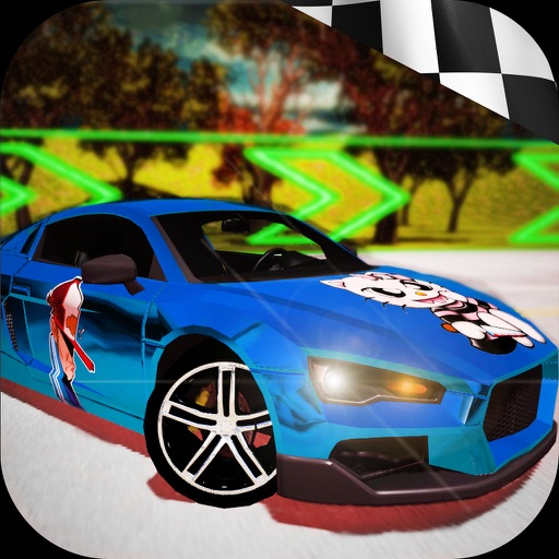 Classic Furious Racing iOS App