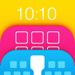 Themify - Totale HD thèmes pour iPhone avec des fond d'écran animé, arriere plan et clavier.