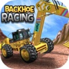 Backhoe Racing