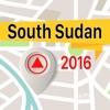 南苏丹 離線地圖導航和指南
