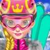 Princess Vacation - Winter Ski Resort