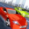Trafic réel Racer Vitesse Drag route: jeu de course 3D