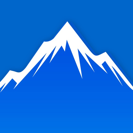 Afdaling - ski/snowboard GPS tracker