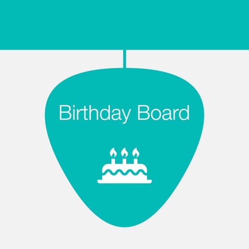 生日记录板:Birthday Board Premium