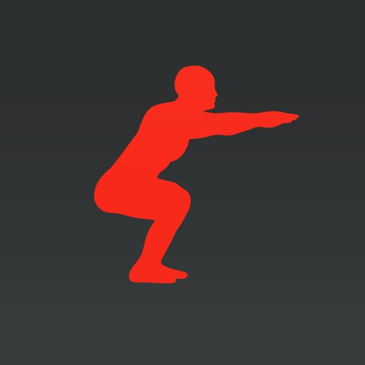 Runtastic Squats スクワットカウンター&筋力トレーニングプラン