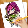 Learn How to Draw for Clans Clashes