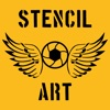 StencilArt Fun  照片圖片器 - 模板藝術, 街頭藝術, 剪影藝術 & 創作的  設計工作室