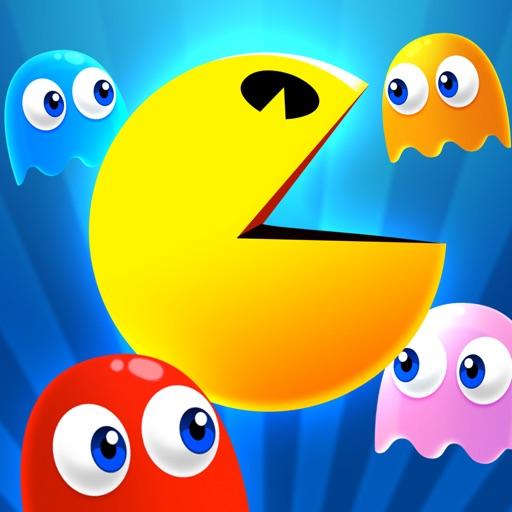 PAC-MAN Bounce - Puzzle Adventure