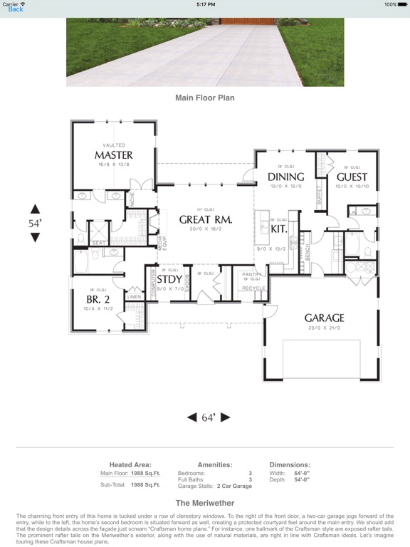 Mascord House Plans On The App Store