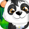 Walking Baby Panda in the Wild Jungle Slot Machine