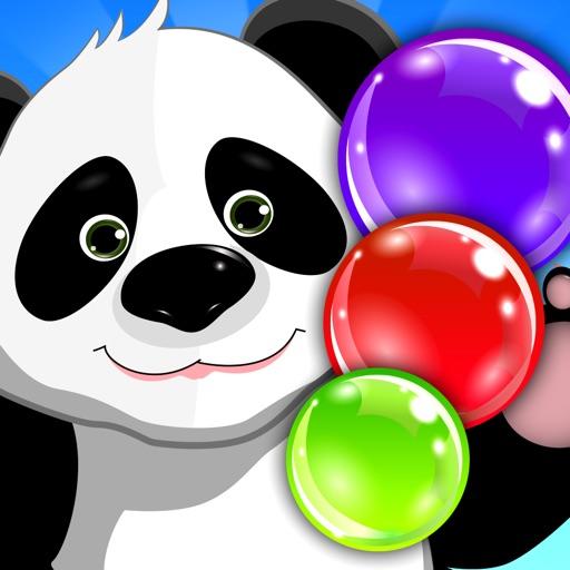 Panda Ball Bubble Pop Shooter - Snoopy Pandas iOS App