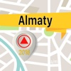 Almaty Offline Map Navigator and Guide