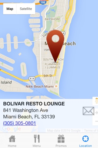 Bolivar Resto Lounge screenshot 3