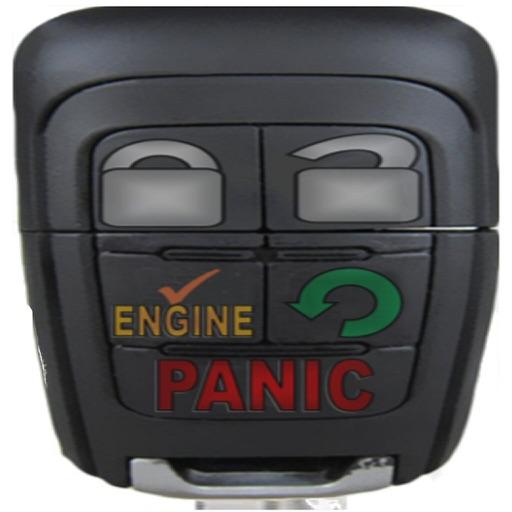 Car Key Remote Plus iOS App