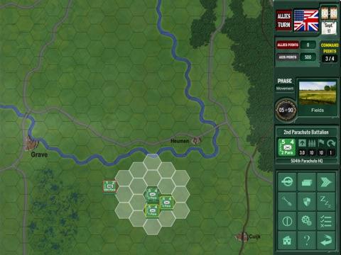 Assault on Arnhem Screenshot