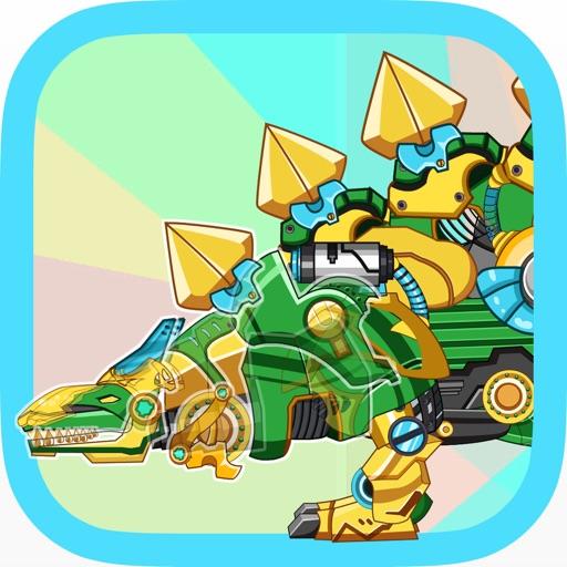 机械剑龙:宝宝巴士4399赛尔号恐龙拼图儿童小游戏中心免费大全英语版
