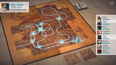 Screenshot #7 for Tsuro - The Game of the Path