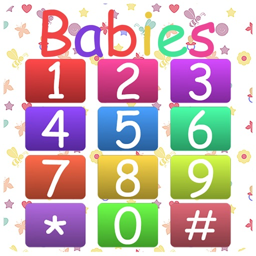 BabyPhone Numbers and Animals iOS App
