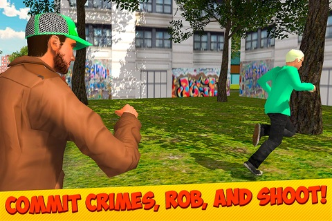 Crime City Shooter 3D screenshot 3
