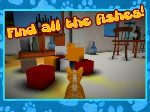 My Cat Simulator - Catch Fish на iPad