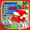 Christmas ATM Simulator - Money & Prize Claw Machine FREE