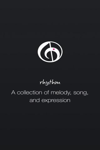 Rhythm - Music Discovery Made Simple screenshot 1