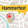 Hammerfest Offline Map Navigator and Guide