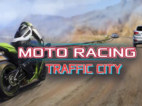 Moto Racing: Traffic City на iPad