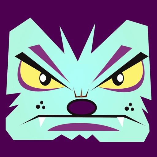 Space Werewolf Moon Run - FREE - Angry Space Wolf Running And Jumping Game iOS App