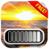FrameLock - Sunny & Sunset : Screen Photo Maker Overlays Wallpapers For Free