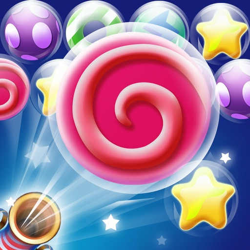 Candy Bubble Pop-Bubble STAR