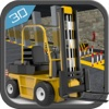 Cargo Forklift Simulator Game