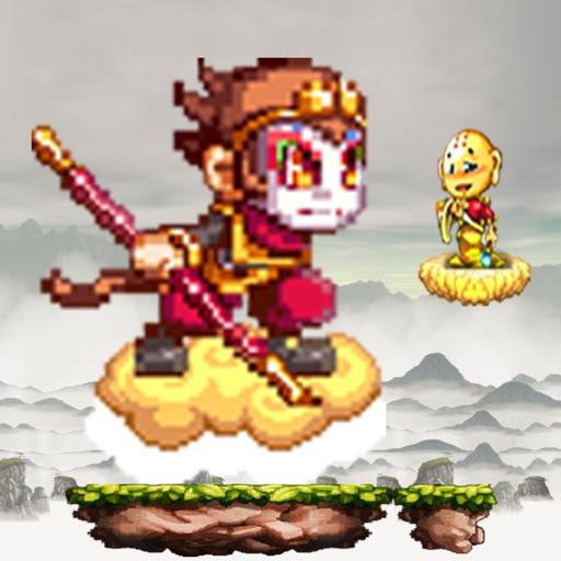 功夫猴:中国的齐天大圣孙悟空—俺老孙来了