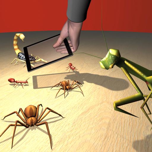 Pantomime Bug Farm