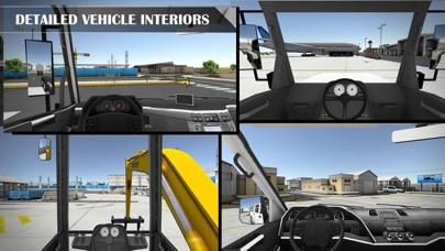 Drive Simulator 2016 screenshot1