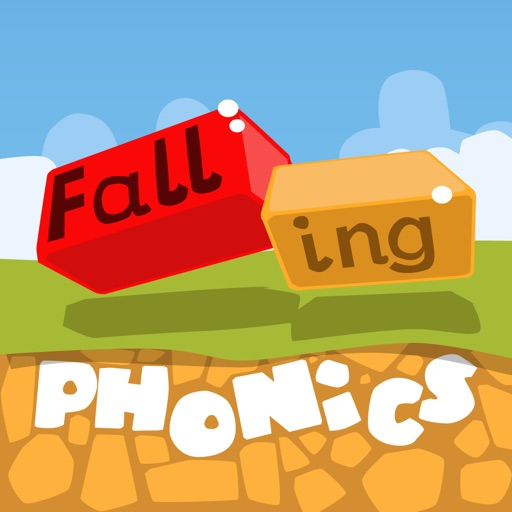 Falling Phonics iOS App