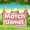 Match Color Game For Sofia the First Version