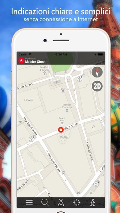 Screenshot of Kuala Lumpur Offline Mappa Navigatore e Guida5
