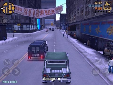 Screenshot #4 for Grand Theft Auto III