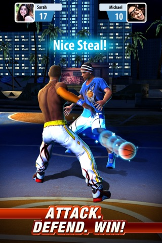 Basketball Stars™ screenshot 3