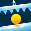 Spiky Fall - Endless bouncing game