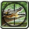 Crocodile Sniper Shooter Hunt
