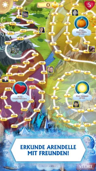 Die Eiskönigin Free Fall Screenshot