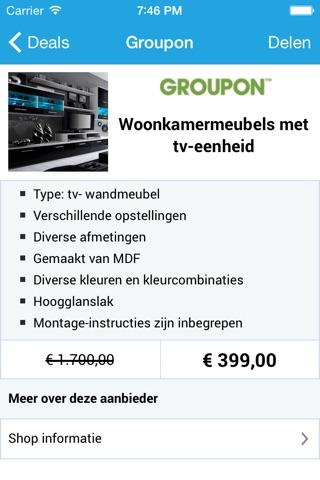 JouwAanbieding.nl screenshot 2