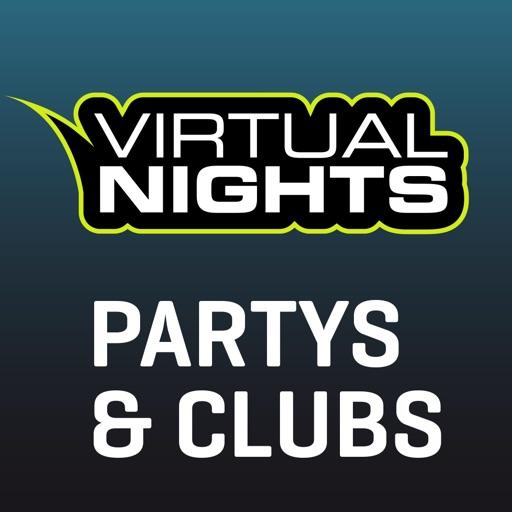 virtualnights – Partys, Fotos, Szene-News iOS App
