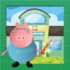 Baby Dentist Game For Peppa Pig Edition